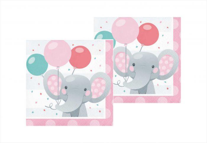 tovagliolo-elefantino